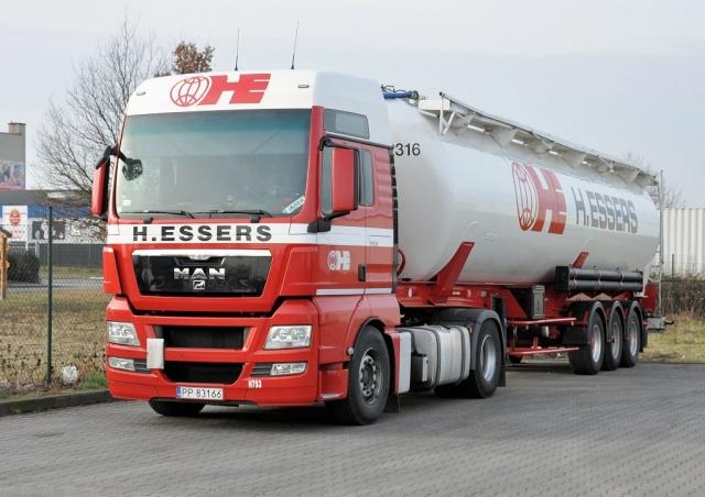 Man tankwagen H essers polen 30807